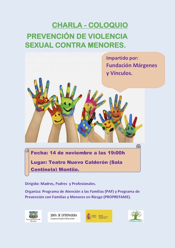 PREVENCION ABUSO SEXUAL cartel